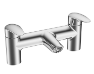 A40970VUK - Dynamic S Deck-Mounted Bath Filler