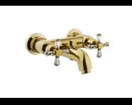 A41666 - Juno Crystals from Swarovski Banyo Bataryası