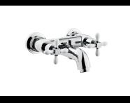 A41686EXP - Juno Classic Bath/Shower Mixer