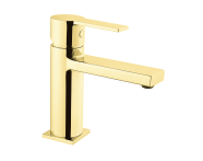 A4193623EXP - Flo S Basin Mixer,  Gold
