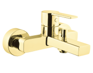 A4193723EXP - Flo S Bath/Shower Mixer,  Gold