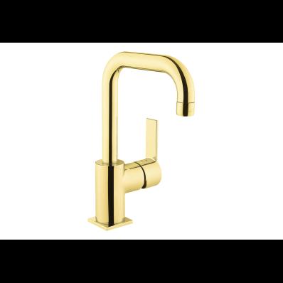 Flo S Lavabo Bataryası  (Döner Borulu), Altın