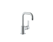 A41939EXP - Flo S Basin Mixer (Swivel Spout)