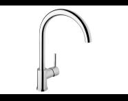 A42091EXP - Minimax S Sink Mixer