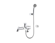 A42112VUK - Minimax S Bath/Shower Mixer with Elbows