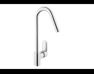 A42115EXP - X-Line Sink Mixer