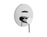 A42210VUK - Pure Built-in Bath/Shower Mixer (Exposed Part)