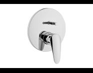 A42211 - Dynamic S Ankastre Banyo Bataryası  (Sıva Üstü Grubu)