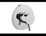 A42229 - Nest Trendy Ankastre Duş Bataryası  (Sıva Üstü Grubu)