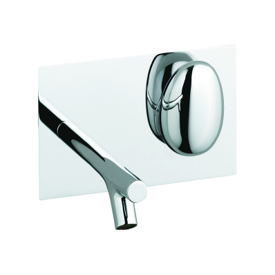 Istanbul Pebble Built-in Basin Mixer Single Lever