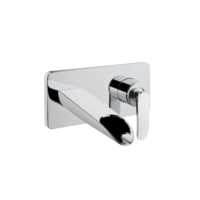 T4 Built-in Basin Mixer, Cascade Flow (Exposed Part)