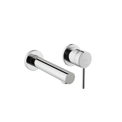 Pure Built-in Basin Mixer, Single Lever (Exposed Part)