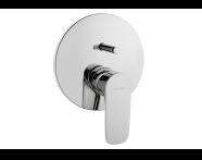 A42251 - X-Line Ankastre Banyo Bataryası  (Sıva Üstü Grubu)