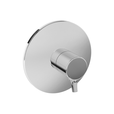 Nest Trendy Diverter, V-Box-Exposed Part, Chrome