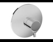 A42278VUK - Nest Trendy Diverter, (V-Box-Exposed Part), Chrome