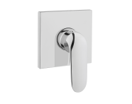 A42280EXP - Style X Built-In Shower Mixer (Exposed Part)