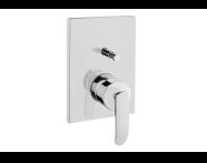A42281 - T4 Ankastre Banyo Bataryası  (Sıva Üstü Grubu)