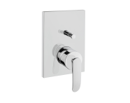 A42281EXP - T4 Built-In Bath/Shower Mixer (Exposed Part)