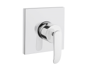 A42282EXP - T4 Built-In Shower Mixer (Exposed Part)