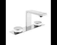 A4231557EXP - Memoria Basin Mixer (For 3-Hole Basins)