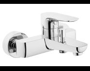 A42324EXP - X-Line Bath/Shower Mixer