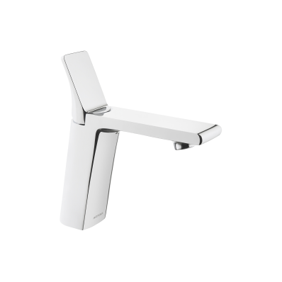 Memoria Basin Mixer, Single-Lever
