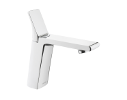 A42330VUK - Memoria Basin Mixer with Pop-Up Waste, Single-Lever