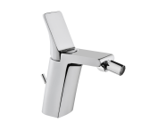 A42333VUK - Memoria Bidet Mixer with Pop-Up Waste