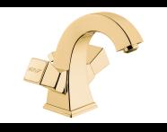 A4233823 - Elegance Lavabo Bataryası  (Sifon Kumandalı)