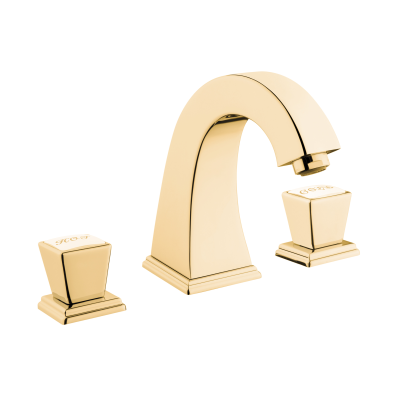 Elegance Basin mixer, 3TH