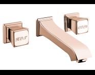 A4234126 - Elegance Ankastre Lavabo Bataryası