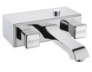 A42343VUK - Elegance Bath/Shower Mixer, Chrome