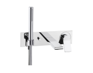 A42347VUK - Memoria Built-in Bath/Shower Mixer, Single-Lever, Including Valve Body