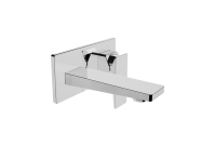 A42394VUK - Brava Built-in Basin Mixer (Exposed Part)