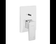 A42395 - Brava Ankastre Banyo Bataryası (Sıva Üstü Grubu)