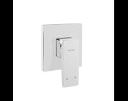A42396 - Brava Ankastre Duş Bataryası (Sıva Üstü Grubu)