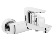 A42401VUK - X-Line Bath/Shower Mixer (Including Handshower)
