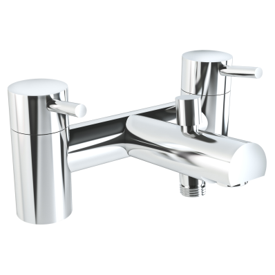 Pure 2 Tap Hole Bath Shower Mixer