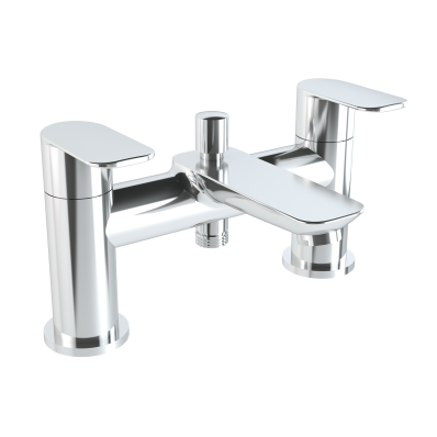 X-Line 2 Tap Hole Bath Shower Mixer