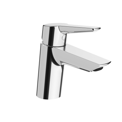 Solid S Basin Mixer