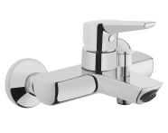 A42444VUK - Solid S Bath/Shower Mixer, Chrome