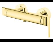 A4248823EXP - Suit Bath/Shower Mixer,  Gold