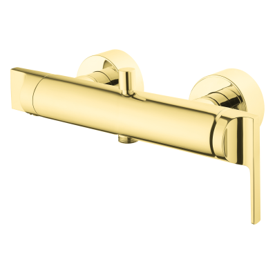 Suıt U Bath/Shower Mixer, Gold