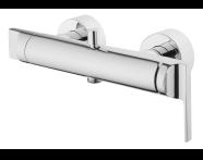 A42488VUK - Suıt Bath/Shower Mixer, Chrome