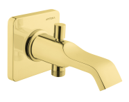 A4249023EXP - Suit Bath Spout, With Handshower Outlet, Gold
