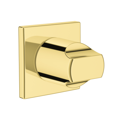 Suit Built-In Stop Valve, Exposed Part, Gold