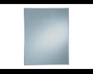 A44005EXP - Arkitekt Capricorn Mirror 70x55 cm