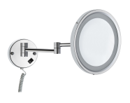 A44010EXP - Arkitekta Cosmetics&Shaving Mirror (with Led)