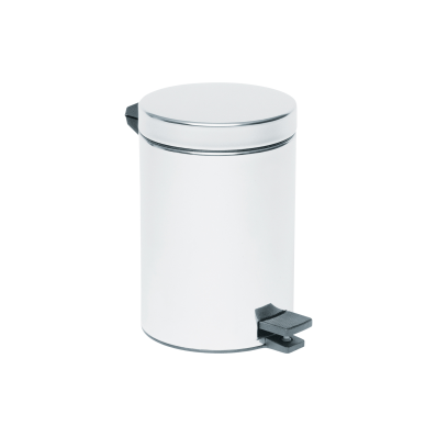 Arkitekta waste bin 5 ltr vitra uk for Ceramic bathroom bin