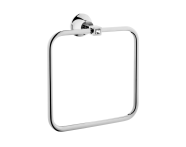 A44243EXP - Juno Crystals From Swarovski Elements Towel Ring